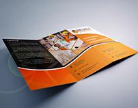 Trifold Brochure BESKU LOGISTICS
