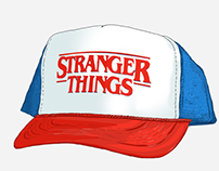 Stranger Things Cap