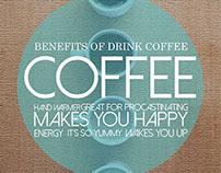 Beneficios de tomar cafe.