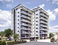 Apartment building. Israel