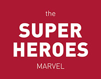 SUPER HEROES_MARVEL