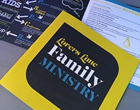 Church Family Ministry Brochure