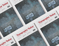 Typography in the Environment - Magazine Design