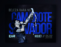 Social Media Banda EVA