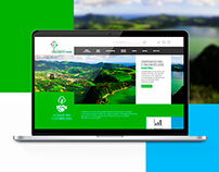 Greengrowth Website Concept