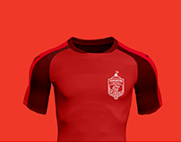 Travancore FC | Branding