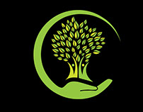 Natural, Spa, Yoga, Health Logo