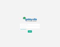 Gabbyville Support Dashboard