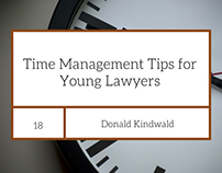 Time Management Tips for Young Lawyers