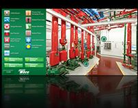 TACO - Interactive Facility Tour