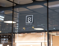 Logo for business park
