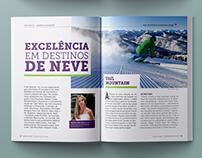 Point da Neve - Magazine
