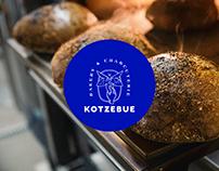 Kotzebue Bakery & Charcuterie / identity