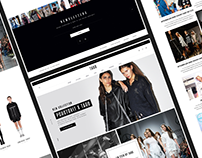 Redesign of Tago E-store