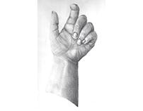 Bargue Method Hand