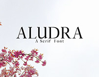 Aludra - Free Serif