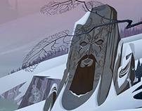 Banner Saga Background (FanArt)