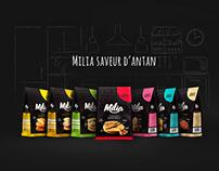 MILIA / LOGO- PACKAGING