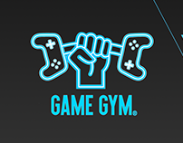 Game Gym 2019 Rebranding