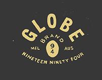 Globe Brand Concept logos