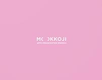 Branding : MOKKOJI [arts organization]