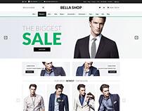 Bella - All Purpose Ecommerce Theme