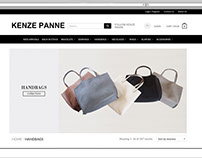 Kenzie Panne Website