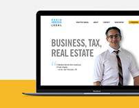 Web design: David Herzog Legal