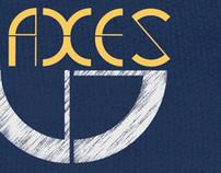 Axes Typography