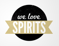 We love Spirits // Identity