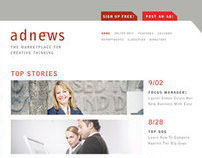 Adnews Website
