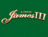 """DIARIO LA NACION """"EL JUEGO DE JAMES III"""""""