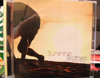 CD Package for Sunshine Brothers