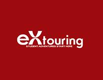 Ex Touring Company Logo Design