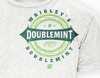 Wrigley + NASCAR's Kyle Busch Promotional T-shirts