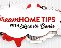 DREAM HOME TIPS WITH ELIZABETH BANKS