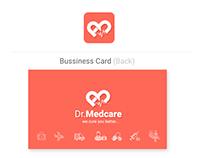 DrMedcare Web & Logo Design