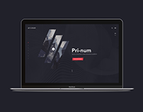 Pri-Num – corporate website