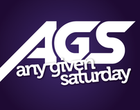 Any Given Saturday Branding 2011