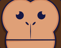 Monkeys in Tuxedo's Character Design