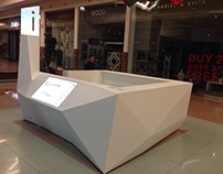 Information Desk - MALL OF ARABIA