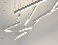 lighting project @ pharmacy · Madrid