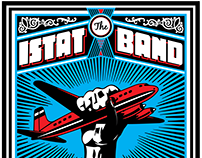 ISTAT - CLUB ISTAT BAND BRANDING - POSTER