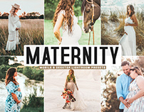 Free Maternity Mobile & Desktop Lightroom Presets