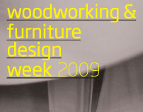 Furniture Design Week 2009 - Hongik University