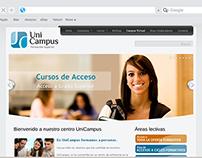 Unicampus Website