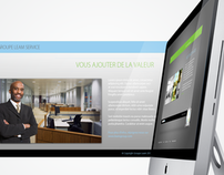//Web Design/ Leam Group//