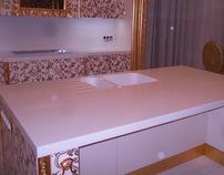 acrylic countertop