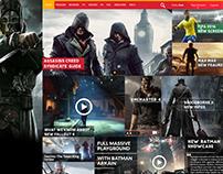GameTube - Gaming site