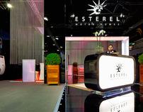 Dusseldorf Caravan Salon 2011 -  Stand Esterel